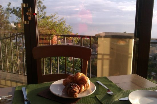 Santa Caterina Hotel: Breakfast