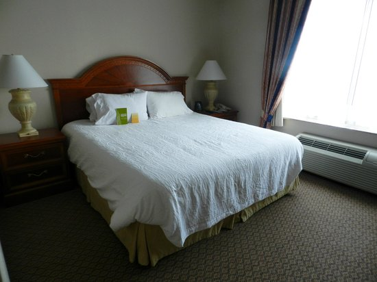Hilton Garden Inn Elmira / Corning: Bedroom