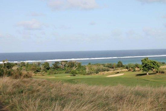 Natadola Bay Championship Golf Course : Natadola Golf Course