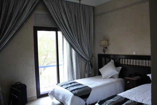 Hotel des Iles: camera