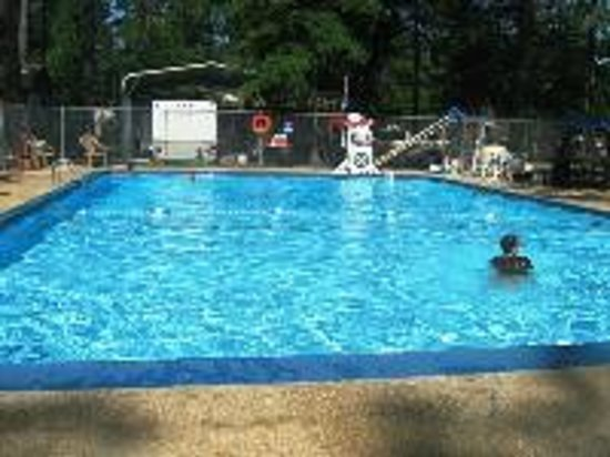 Land-O-Pines Family Campground: Swimming Pool