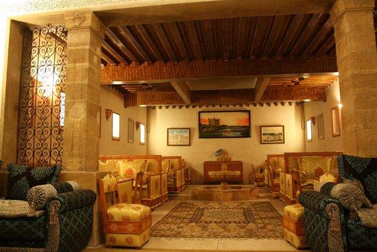 Hotel des Iles: sala