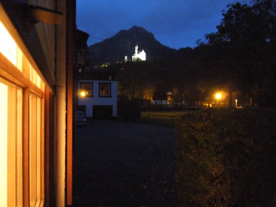 Hotel Garni Schlossblick: the castle