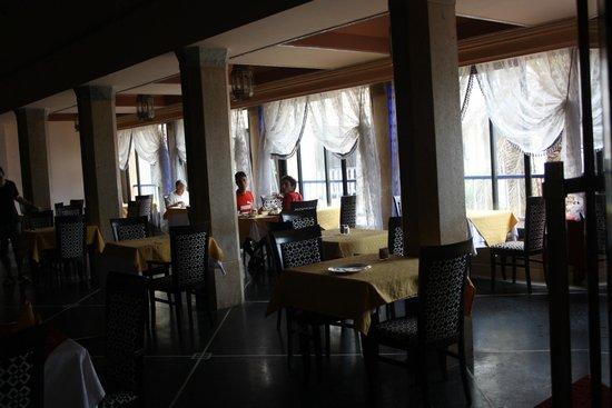 Hotel des Iles: ristorante