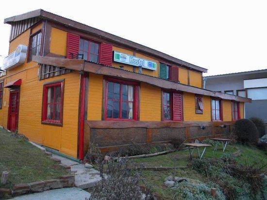 Amanecer de la Bahia Hostel Ushuaia