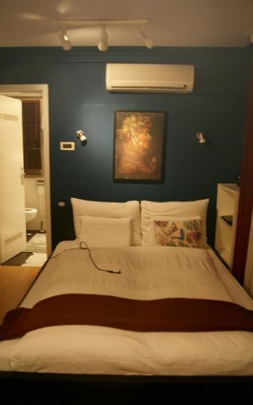 Kahlina Apartments : Very comfortable, and quality beddings