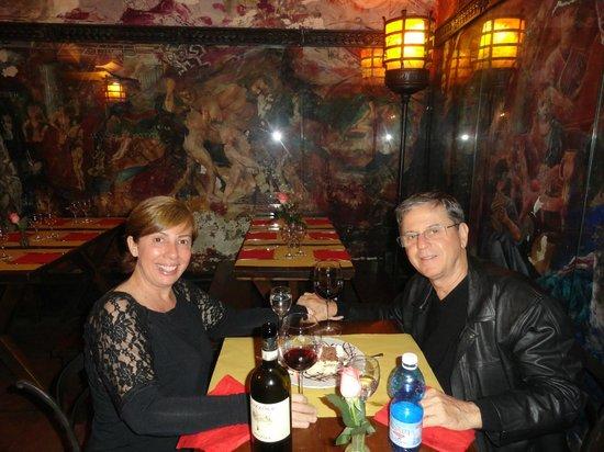 Hotel Memphis: Taverna