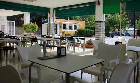 Camping Playa Paraiso: Cafetería - Restaurante