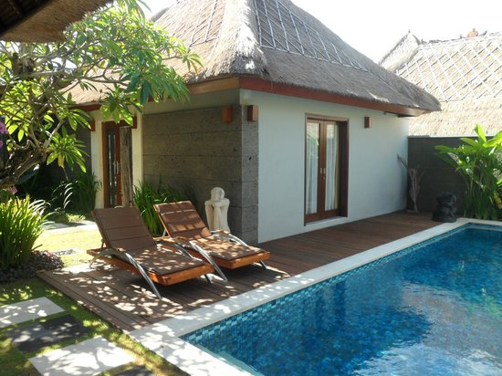 Abi Bali Resort & Villa : Villa pour 2 personnes