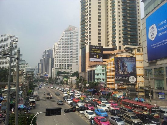 Check Inn Regency Park : Bangkok City