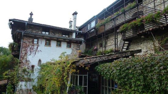 Villa Bertagnolli: Außenansicht