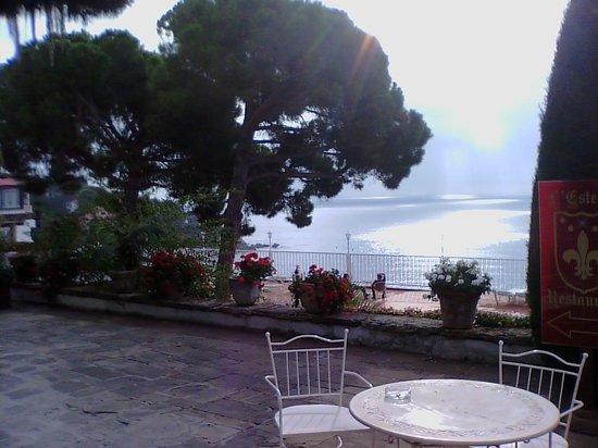 Hotel Roger de Flor Palace: Vistas desde el área recreativa