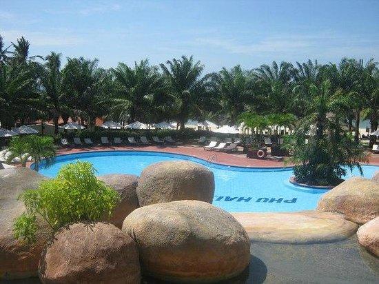 Phu Hai Resort : Красивый вид.