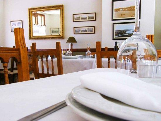 San Vicente de la Barquera, Spain: Comedor