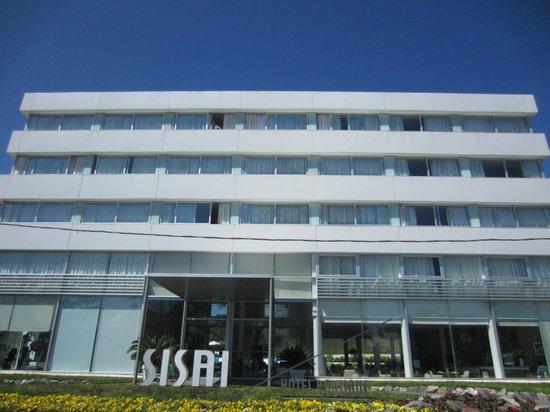 Sisai Hotel Boutique: Fachada