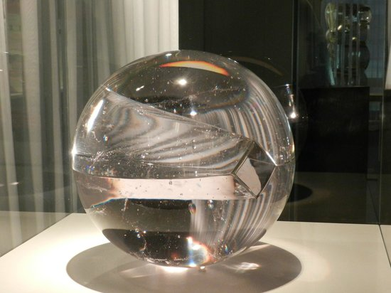 Display at Corning Museum of Glass