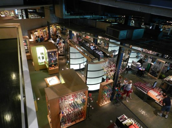 The Corning Museum of Glass: Museum Shop at Corning Museum of Glass