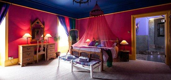 Moroccan Room Picture of Court Colman Manor Bridgend TripAdvisor – Moroccan Room