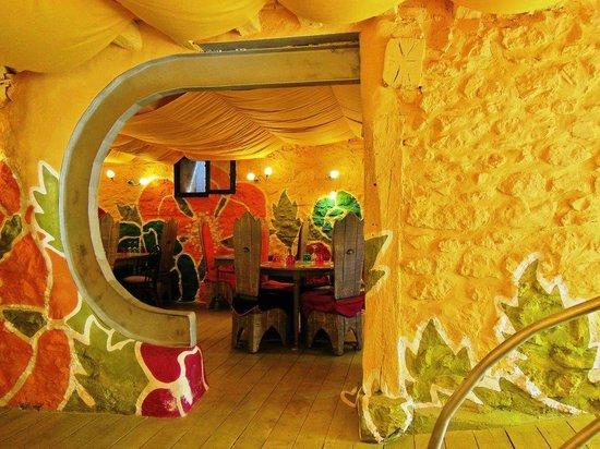 Le Patio des Createurs: Notre salle de restaurant