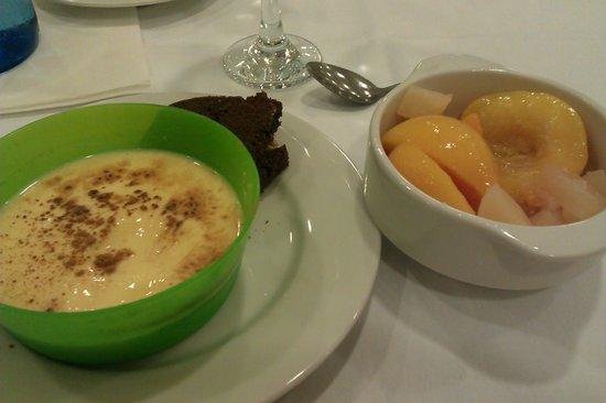 Hotel Mainare Playa Fuengirola: dessert
