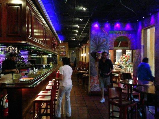Fonda San Miguel: Bar Area