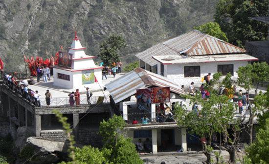 Guna Devi Temple: Guna mata