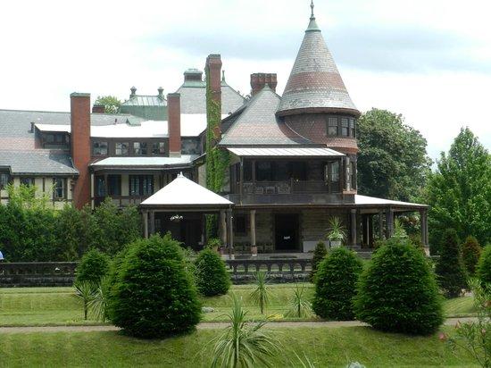 Rock Garden Picture Of Sonnenberg Gardens Mansion State