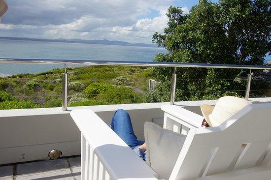Ocean Eleven Guesthouse: vue de la chambre
