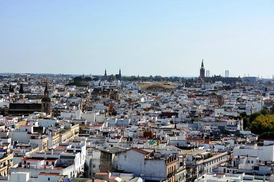 Cámara Oscura : The city of Seville