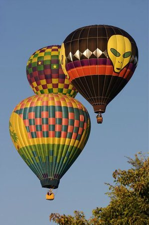 Fantasy Balloon Flights