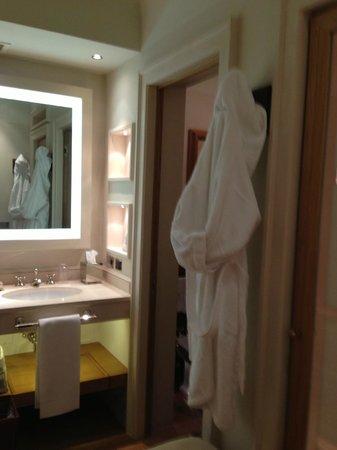 Rosewood Castiglion Del Bosco : Banheiro Maravilhoso