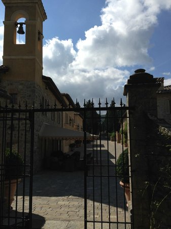 Rosewood Castiglion Del Bosco : Vista parcial do hotel