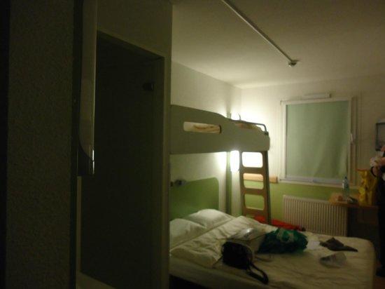 Ibis Budget München Putzbrunn: quarto