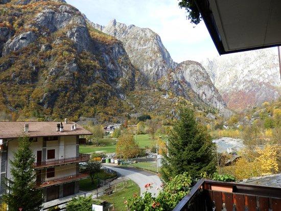 Hotel Rustichella: vista balcone