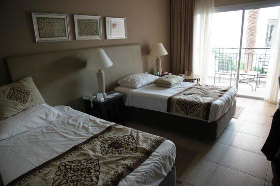 Jaz Fanara Resort & Residence : Наш номер