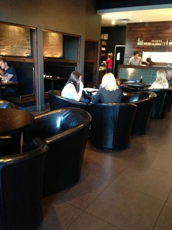 Bluetail Sushi Bistro: Inside Dining Area