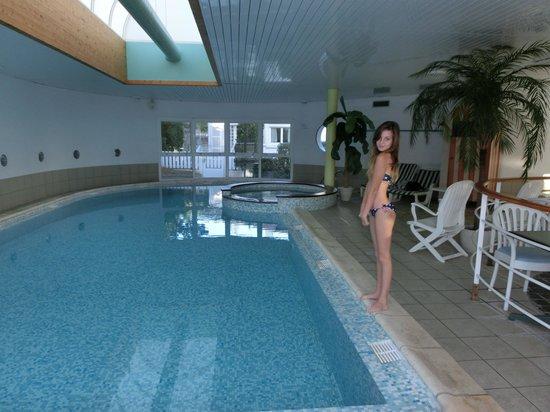 Le Robinson : la piscine