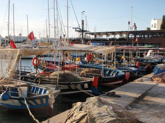 SENSIMAR Scheherazade: Port area