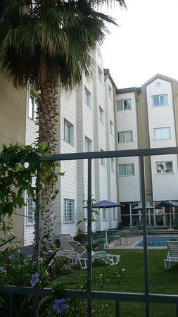 BONARDA HOTEL: Zona de  la piscina