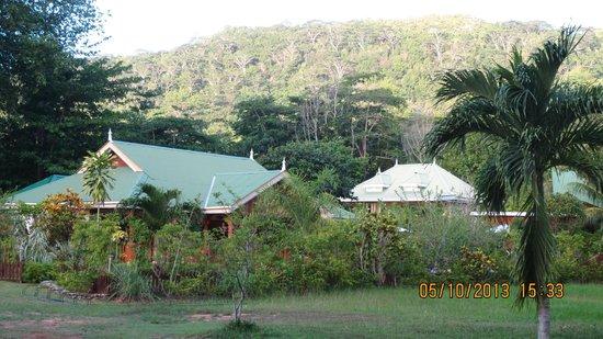 Casa De Leela : Blick auf die Anlage
