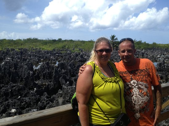 Cayman Custom Cycles Island Tours: Visit to Hell on Harley tour