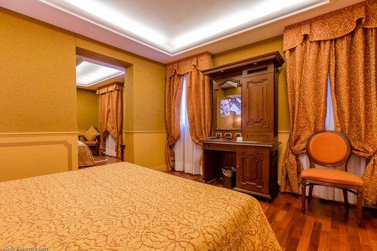 Hotel Al Codega : Bedroom