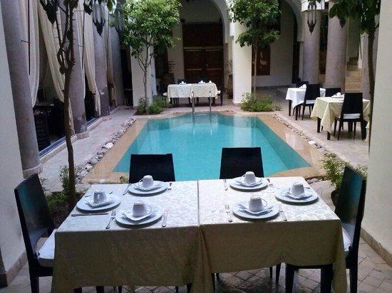 Palais Riad Calipau Marrakech: un oasis