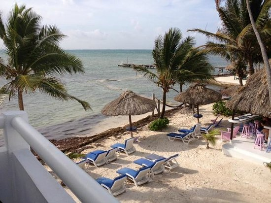 Mata Rocks Resort: vista da suite
