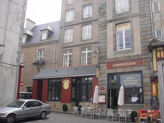 La Brasserie Armoricaine : Très bonne adresse intra-muros