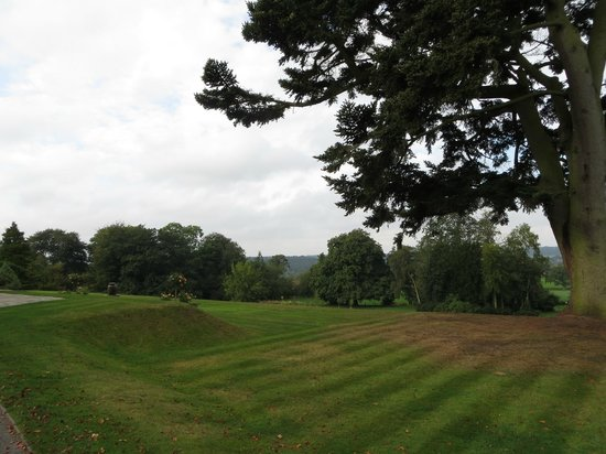 The Upper House: Grounds