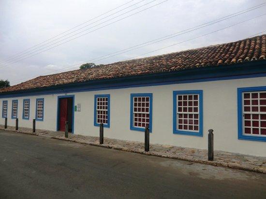 Museu Histórico Municipal de Paracatu Pedro Salazar Moscoso da Veiga