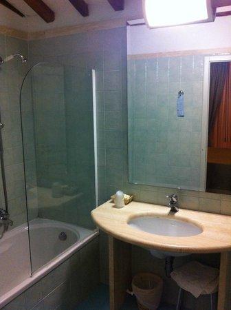 La Cisterna Hotel: Bagno