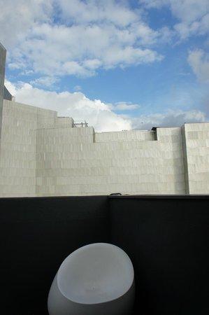 Room Mate Pau: terrace