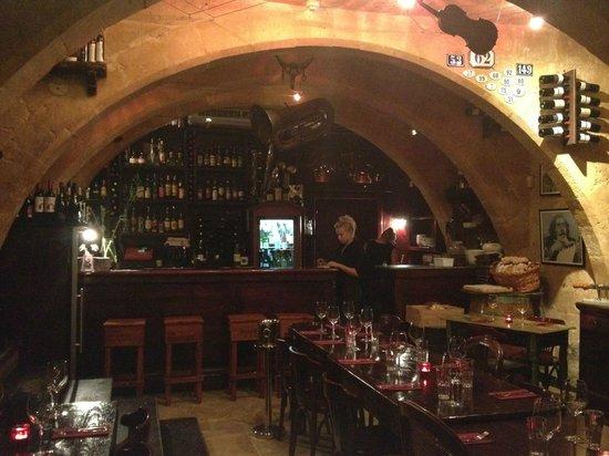 Trabuxu Bistro: Trabuxu Wine Cellar (Bar)
